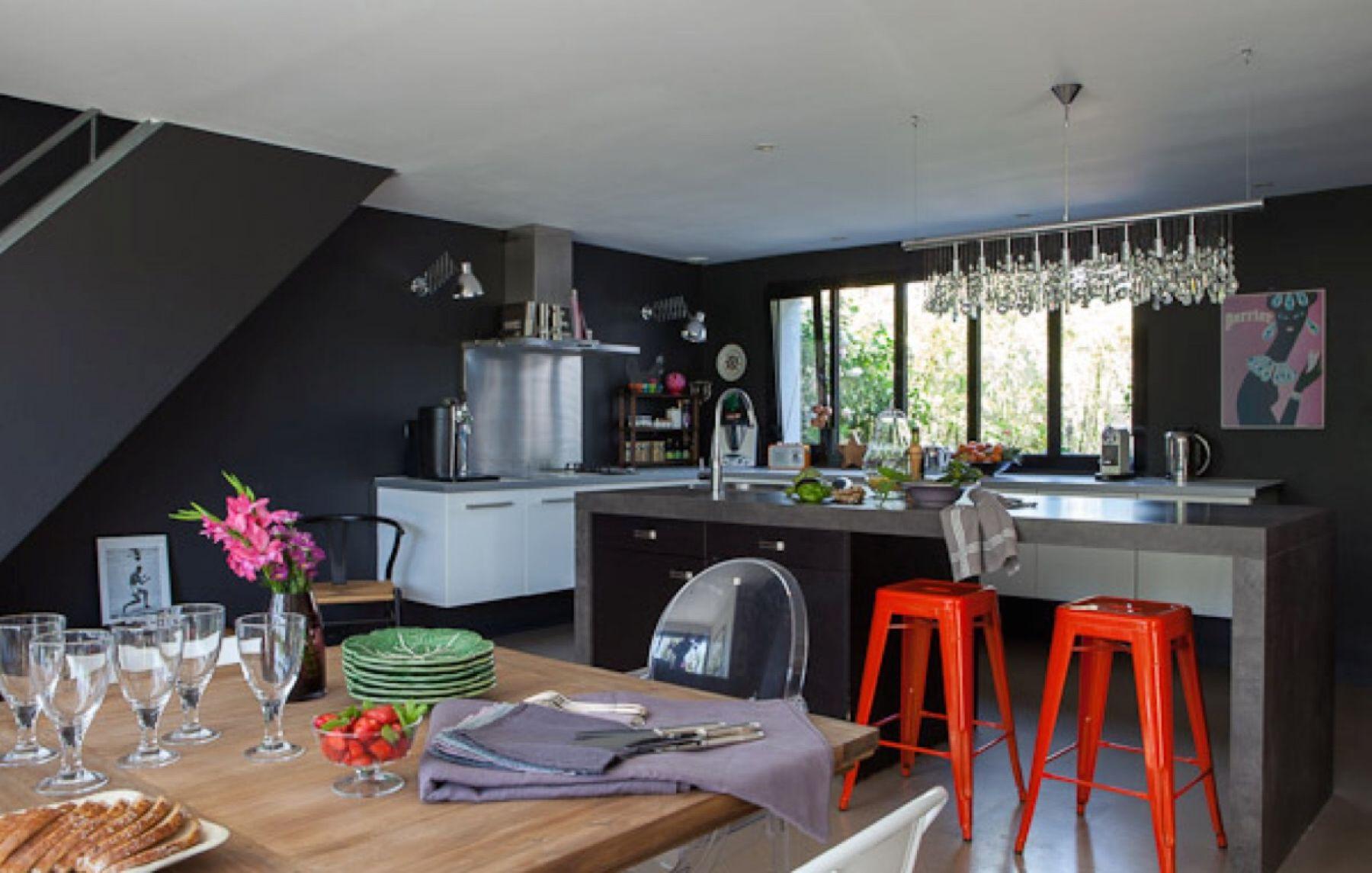 d coration int rieure vannes cuisine salle manger. Black Bedroom Furniture Sets. Home Design Ideas